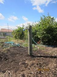 特製・竹柱水栓